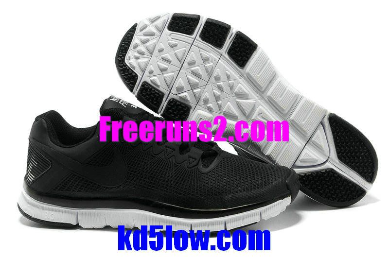 Nike Free Trainer 3.0 Mens Black and