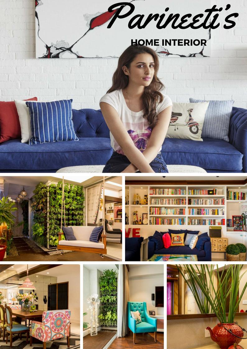 Inside Parineeti S Mumbai Home The Architects Diary Celebrity Houses Interior Interior Design Bedroom Home Decor