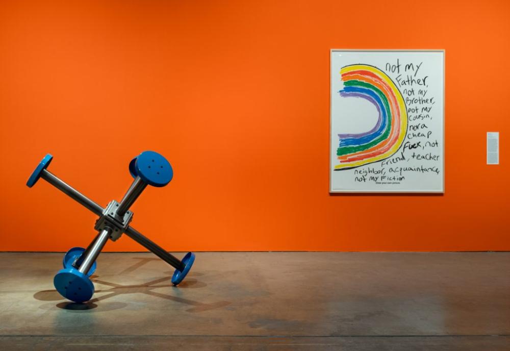Colored People Time: Banal Presents - ICA Philadelphia