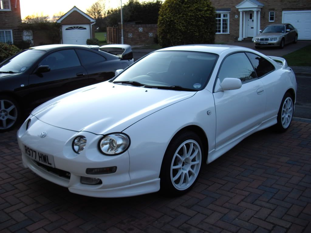 Teh official post a pic of your 6gc 6g celicas forums gen 6 celica pinterest toyota celica and toyota