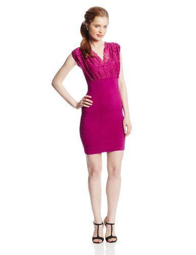 XOXO Juniors Lace Front Fitted Dress, Raspberry, Small XOXO http://www.amazon.com/dp/B00HFLD6BM/ref=cm_sw_r_pi_dp_6CEBub15GEZ4W