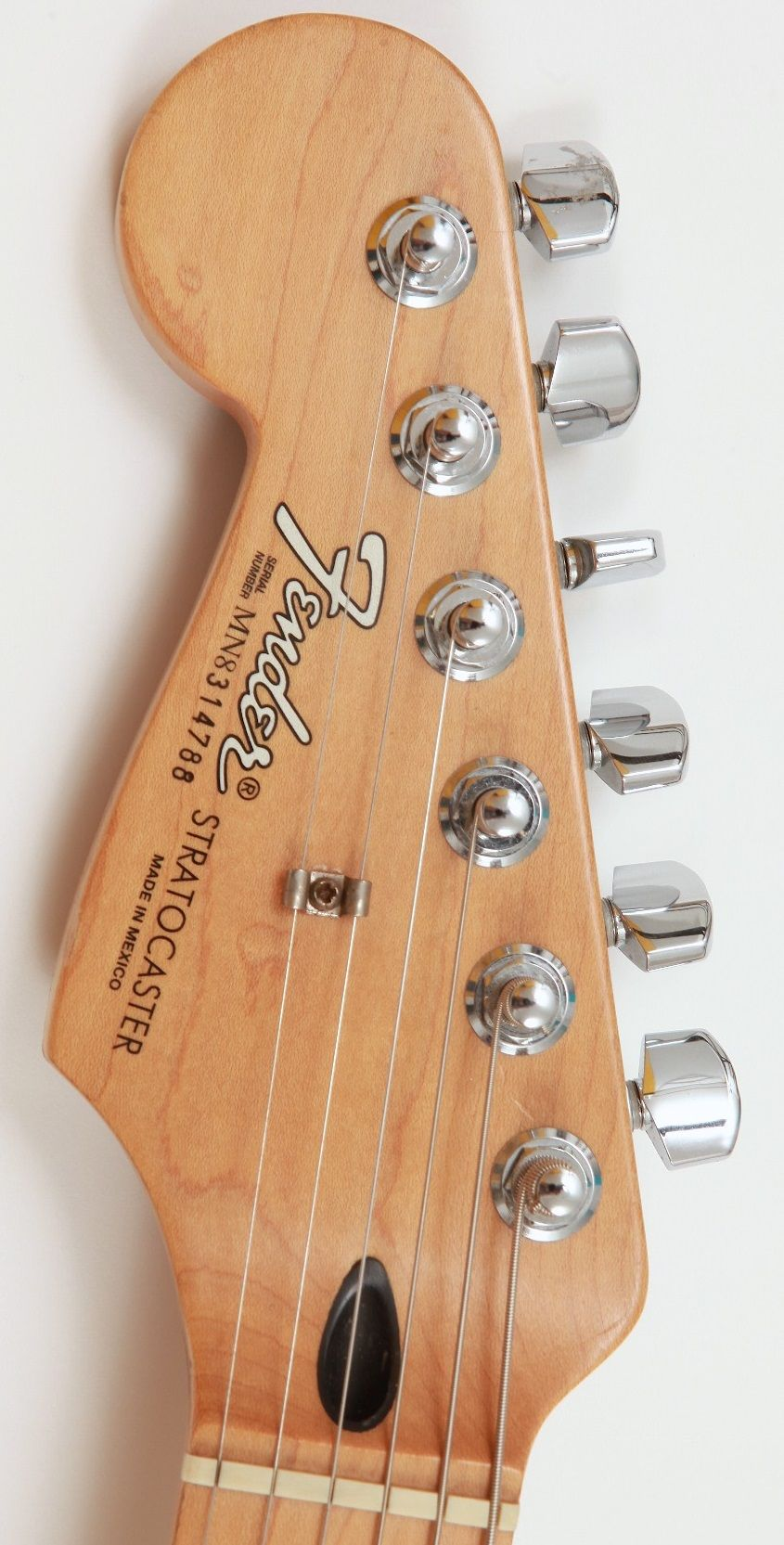 Fender Stratocaster Lefty Mexico With Images Fender