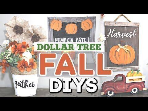 DIY FALL Decor 2019 DIY Tree DIY FALL Decor 2019 DIY Tree,