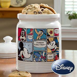 Disney Personalized Cookie Jar Most Wanted List Cookie Jars