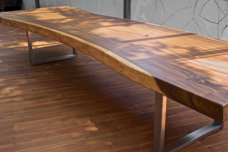Suar Wood Tafels : Zwaartafelen i boomstamtafel suar i inspiratie suarhout i