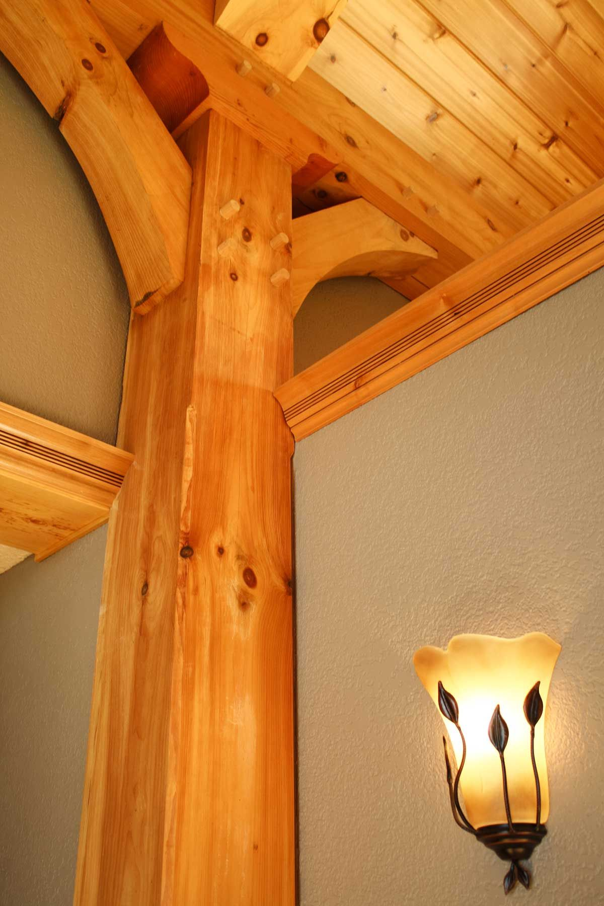 Interior Lah 3  Blue Ox Timber Frames