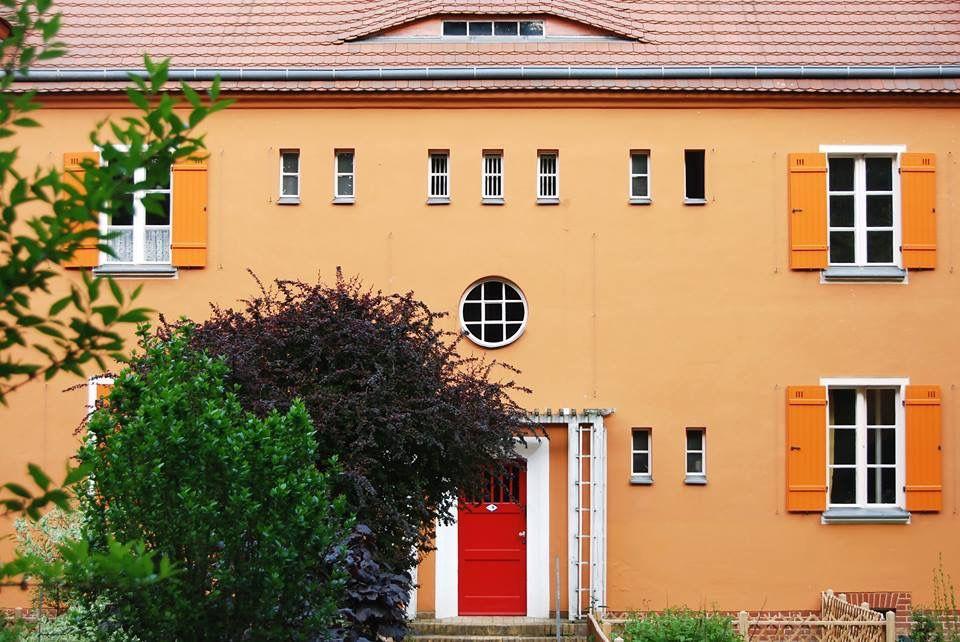 Gartenstadt Falkenberg, Bruno Taut. Berlino