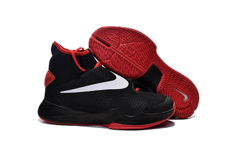 Nike Zoom Hyperrev 2016 Paul George For Black White Red