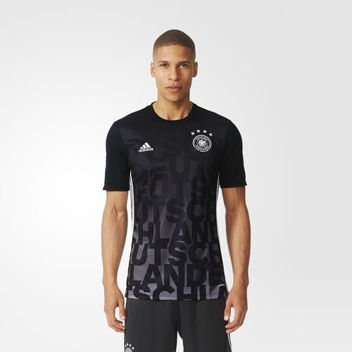 Playera Alemania Local Pre-Match - Negro Alemania 955175c7757b8