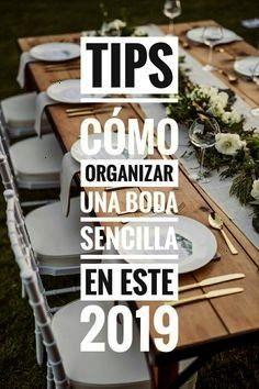 no sabes como decorar o organizar una boda aquí mostramos algunos pasos que te serán muy útiles No te lo pierdasSi no sabes como decorar o organizar...