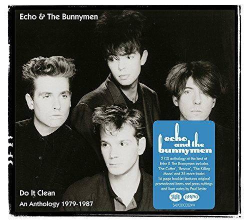 Echo & The Bunnymen - Do It Clean: An Anthology 1979-87