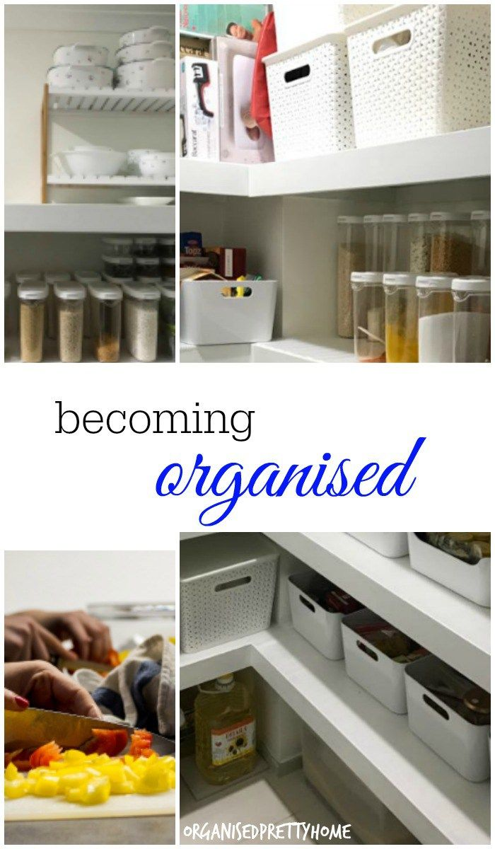 When You Are Not An Organised Person | Organizing, Organizations and ...