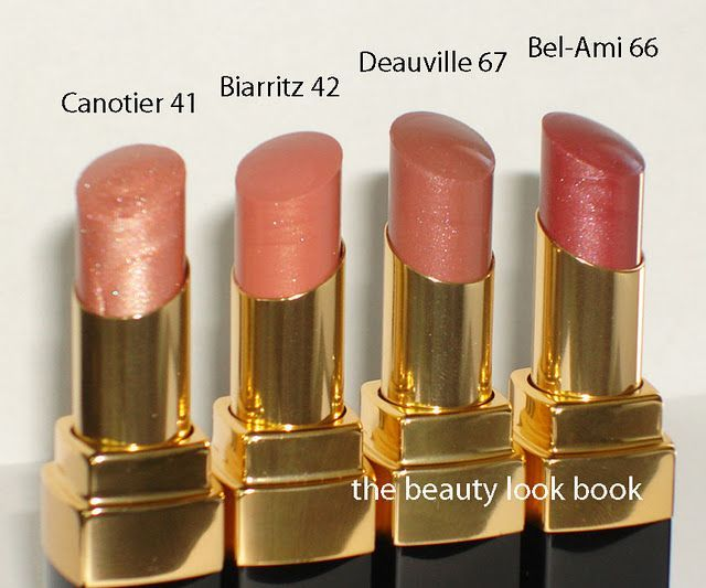 rouge coco shines♥ (too rich for my purse, so I think I'll go for the revlon's lip butters instead!)