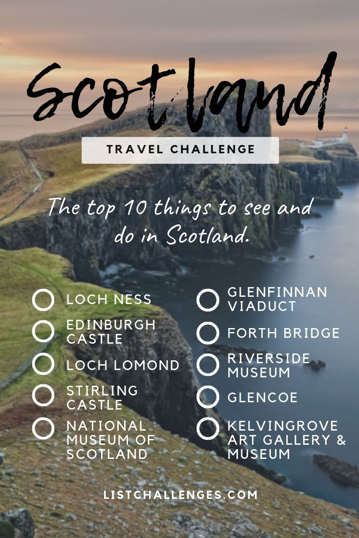 Photo of scotland – top 10 things to see and do