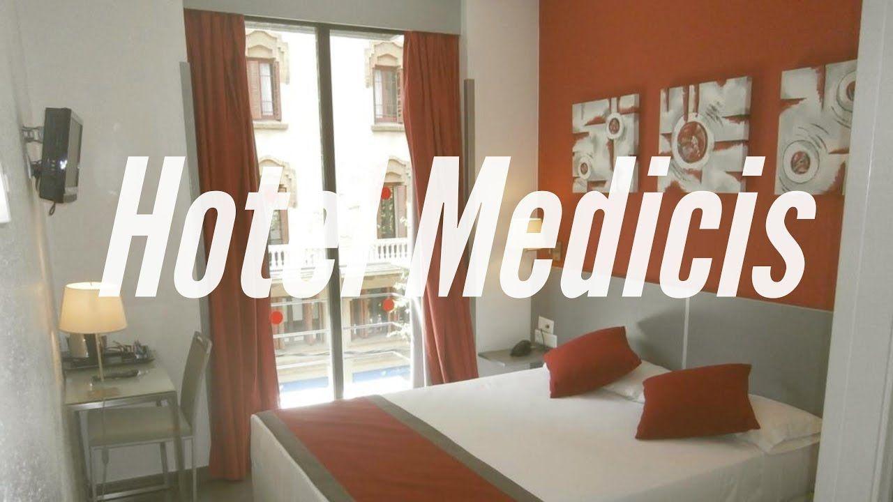 Hotel Medicis en Barcelona, España