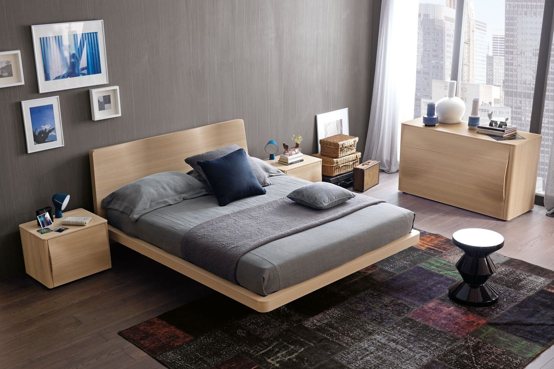 Camera da letto matrimoniale 201 in legno - NAPOL.IT | Napol ...
