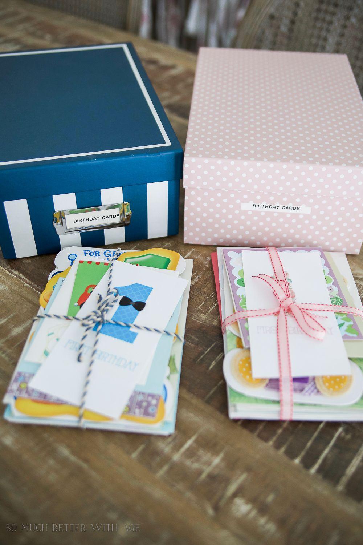 Organizing Kids Keepsakes Birthday Cards Free Printable Organization Kids Card Organizer Old Birthday Cards