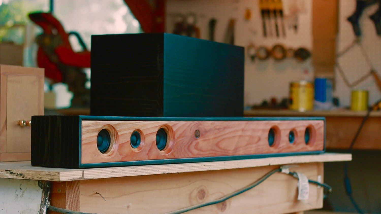 Diy 21 soundbar system build plans s diy home bar