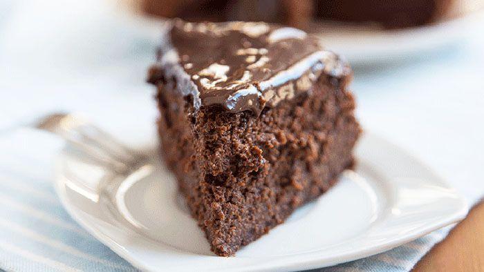 Gâteau fondant au chocolat sans beurre | Gateau chocolat ...