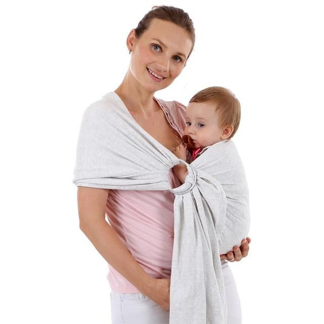 Ultimate Baby Carrier Wrap Sling Soft For Infant Newborns Products