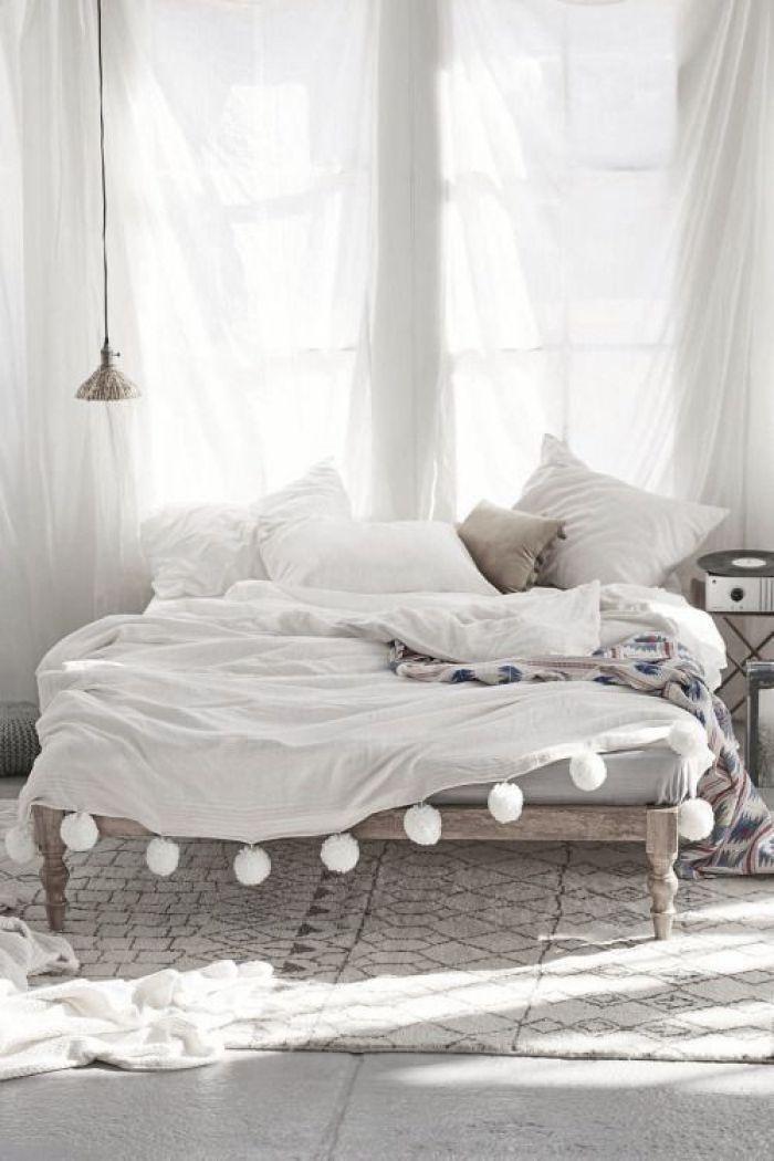 Attraktiv Minimalist Bedroom Inspiration. Schlafzimmer IdeenWohn ...