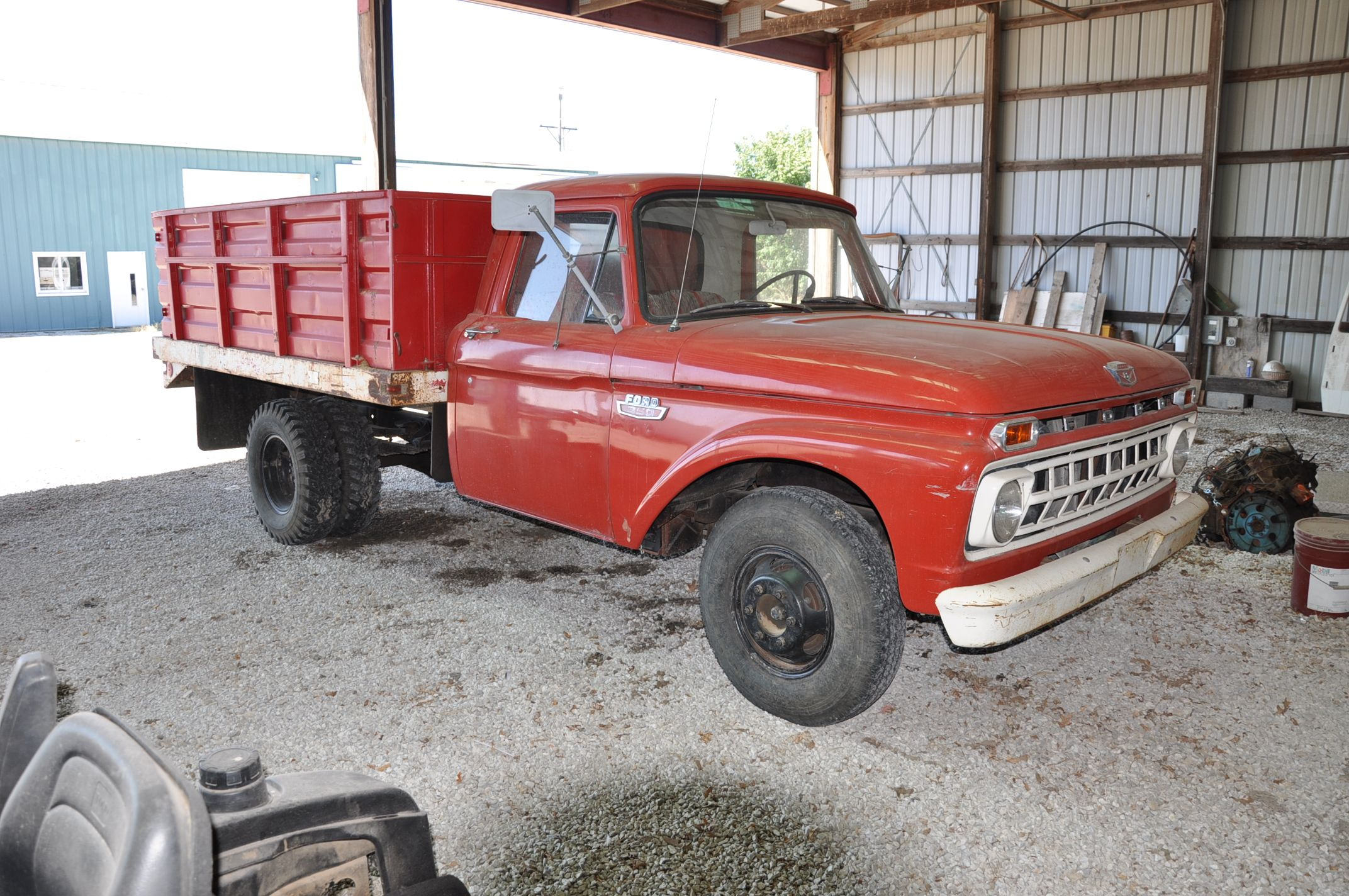For sale 1964 ford f350 flatbed truck 7995 00 at www motorn com