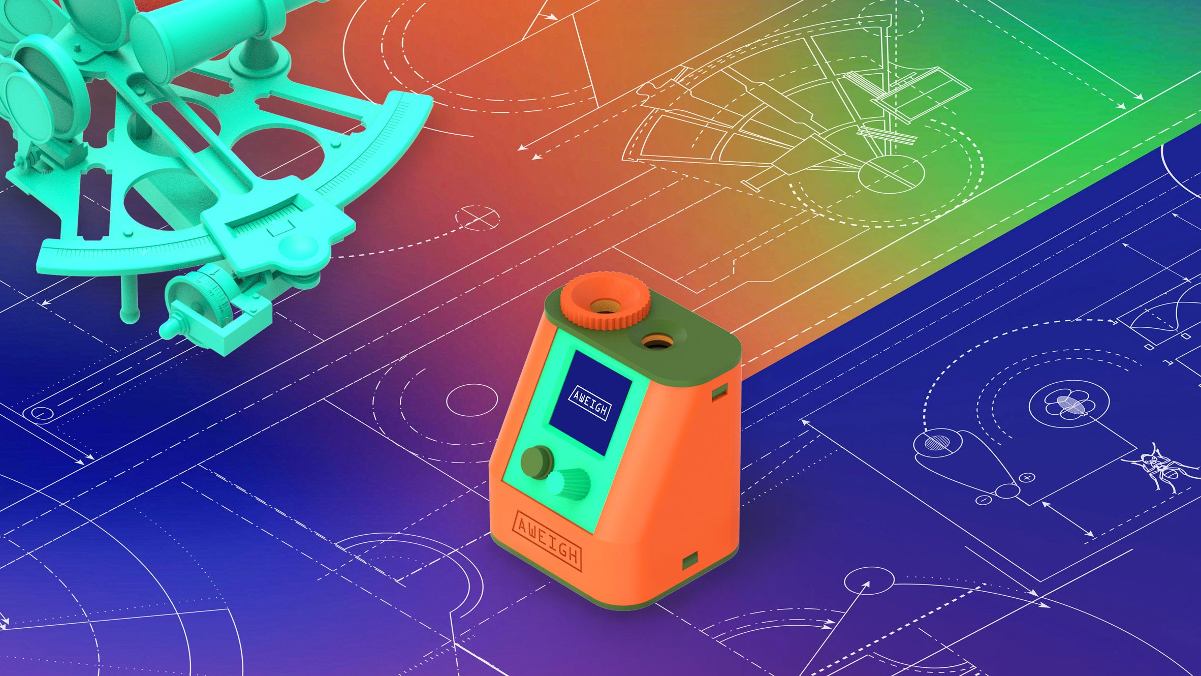 A Team Of Student Designers And Engineers From The Rca And Imperial College Have Designed An Open Source Alternative To Gps Navigation System Navigation Design