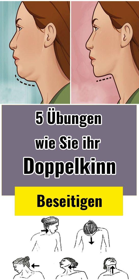 Photo of 5 Übungen, wie Sie ihr Doppelkinn beseitigen