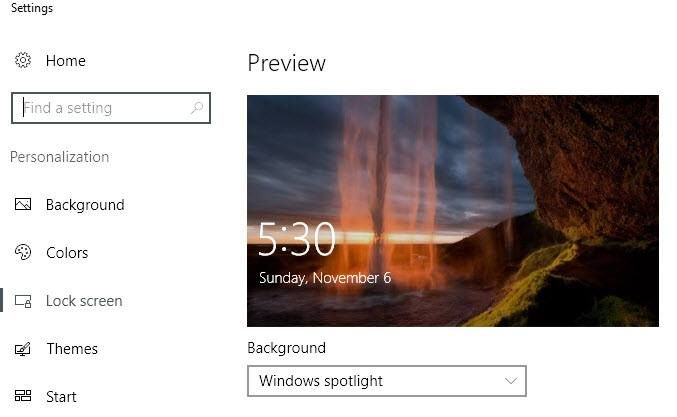 If You 39 Re Using Windows 10 You 39 Ve Probably Noticed That The Lock Screen Usually Displays Lock Screen Images Beautiful Wallpaper Images Wallpaper Keren