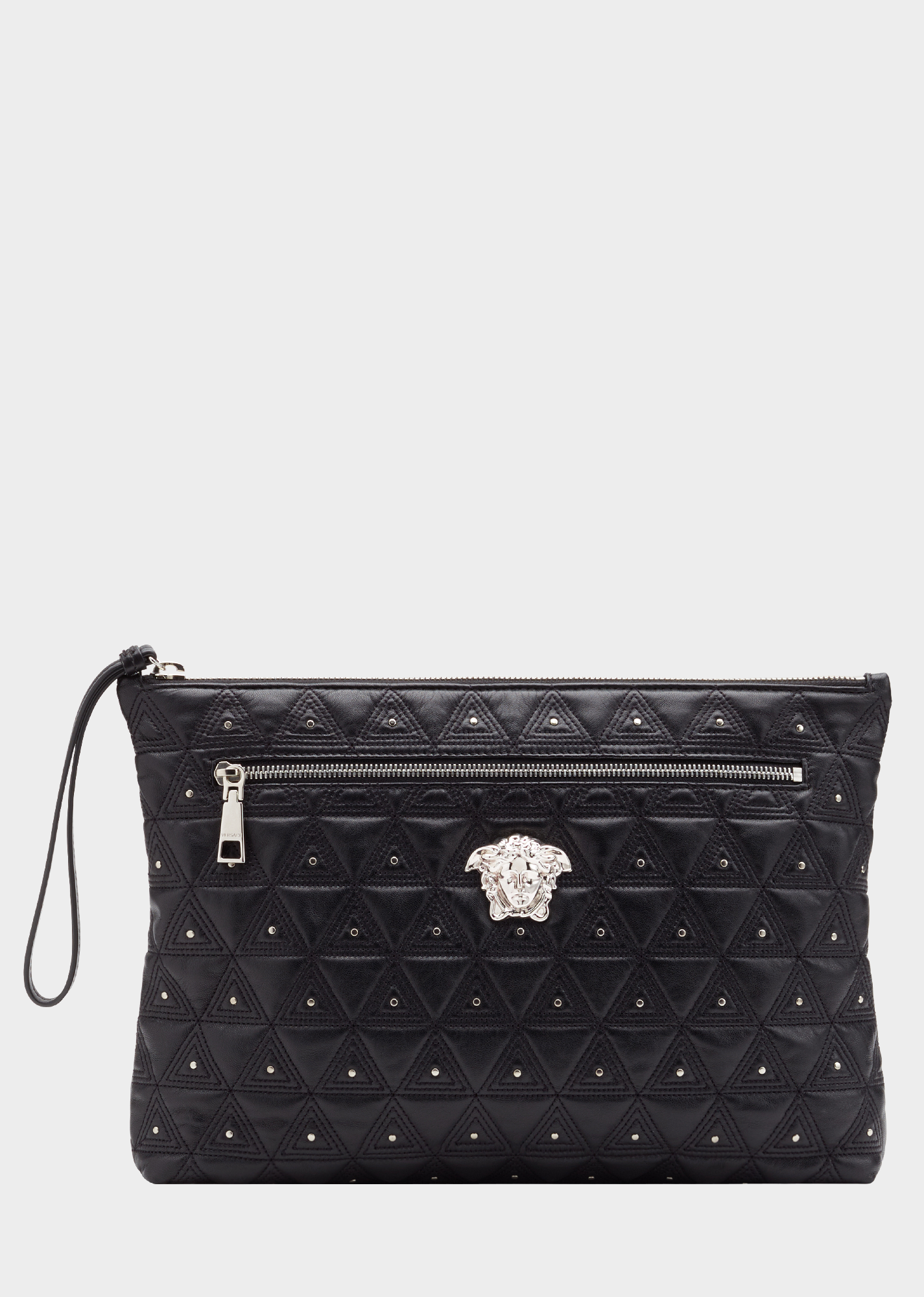 Medusa head small pouch bag - Black Versace vCX8czwkSf