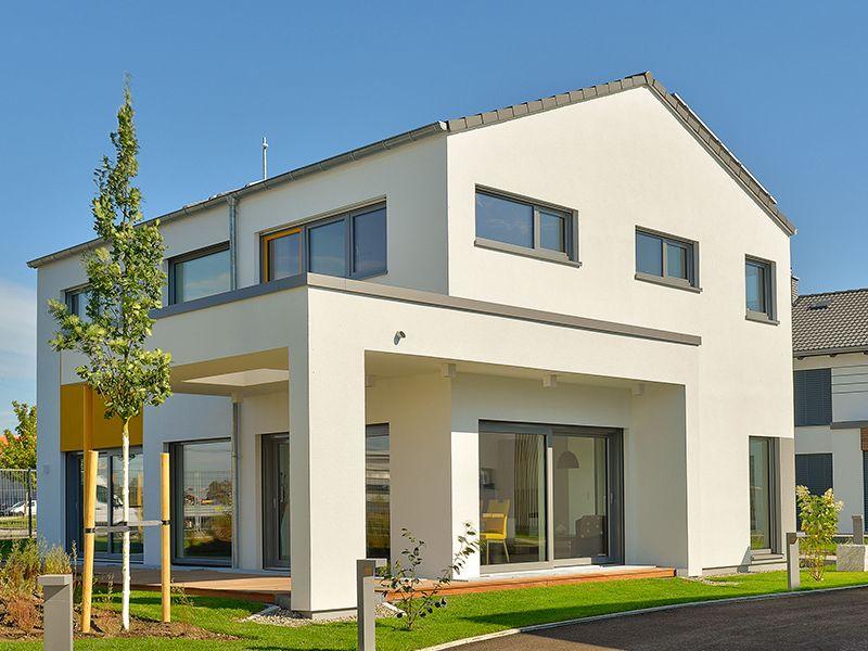 FertighausHersteller Büdenbender Haus bauen, Haus