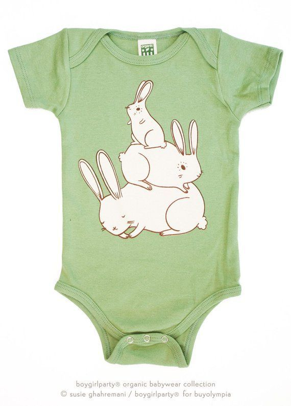 Organic Baby Clothes Woodland Baby Girl Clothing Bunny Baby Girl Clothes Bunny Baby Boy Clothes East