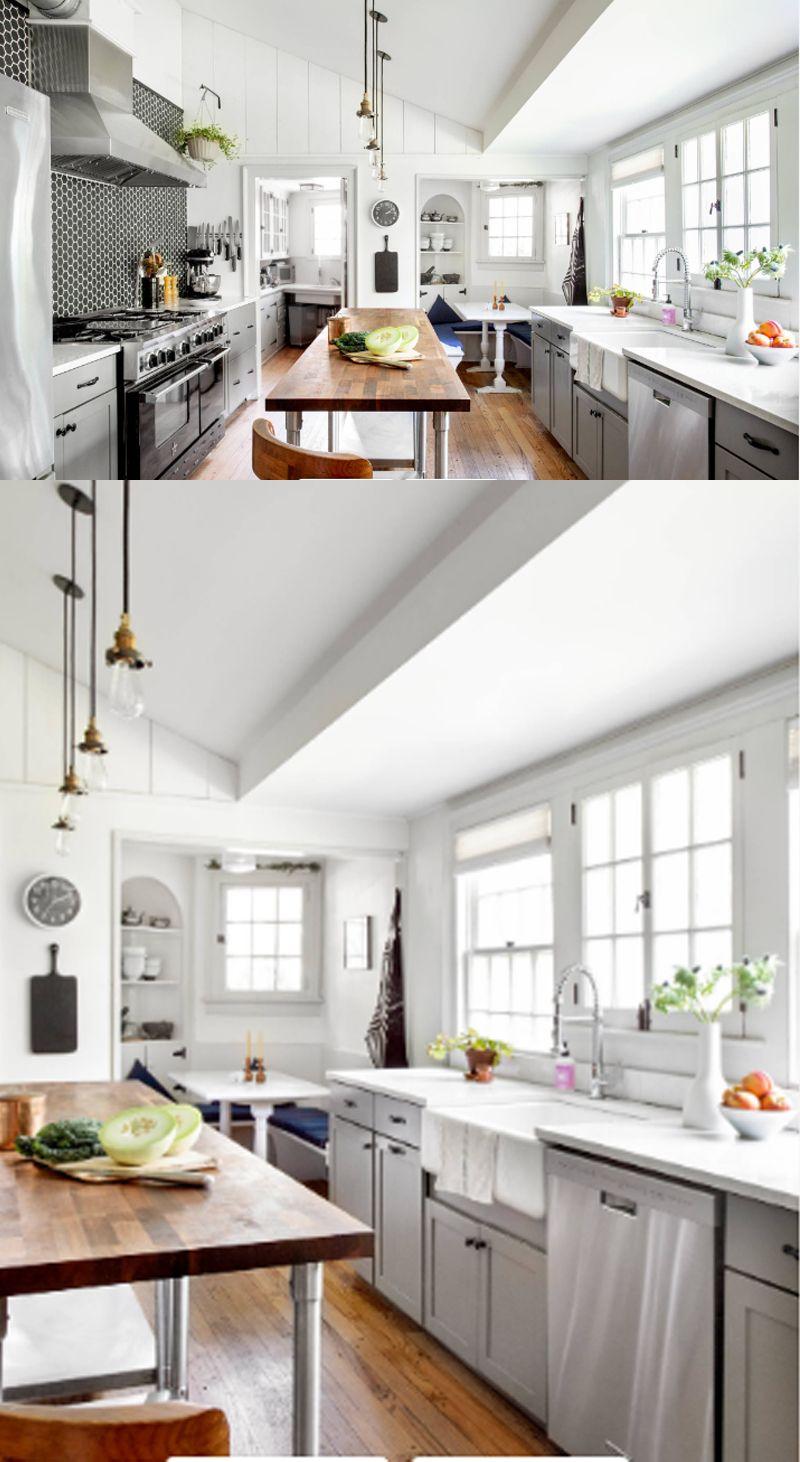 18+ Galley kitchen remodel ideas 2020 ideas