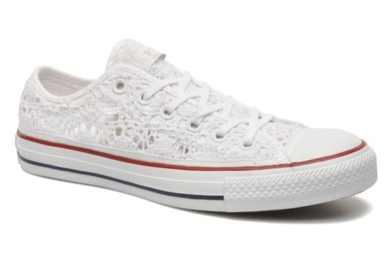 converse chuck taylor all star crochet ox w