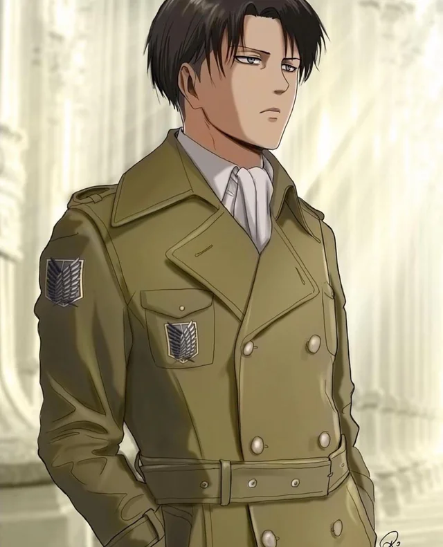 Military Uniform Art By Roredwarrior Levicult Attack On Titan Anime Attack On Titan Fanart Attack On Titan Aesthetic