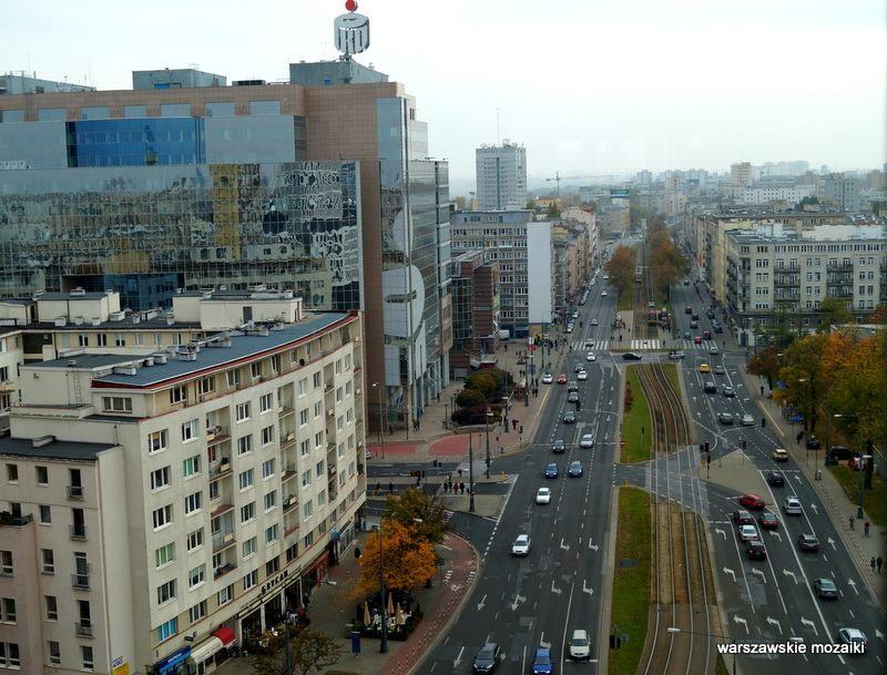 Puławska Street from Warszawskie Mozaiki (Warsaw Mosaics) on fb.