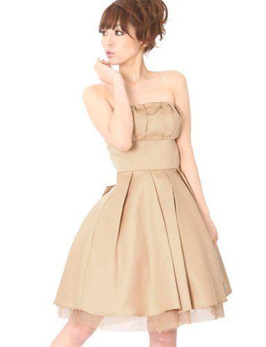 b7775fa23b8c3 Amazon.co.jp  結婚式 パーティー パーティ お呼ばれ パーティードレス 結婚式ドレス