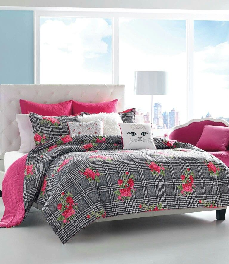 Betsey Johnson Bedding From Dillard S Comforter Sets Betsey Johnson Bedding Twin Comforter Sets