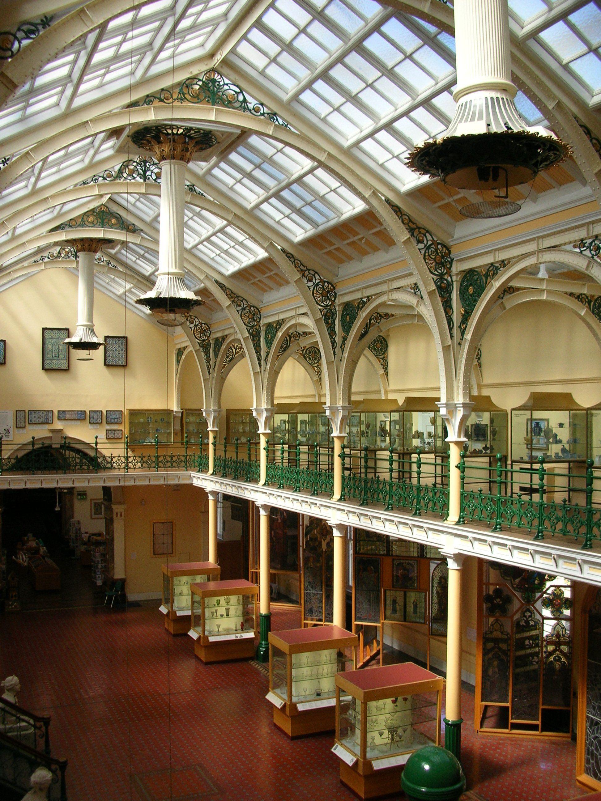 Gas Department Waterhall Birmingham Museum