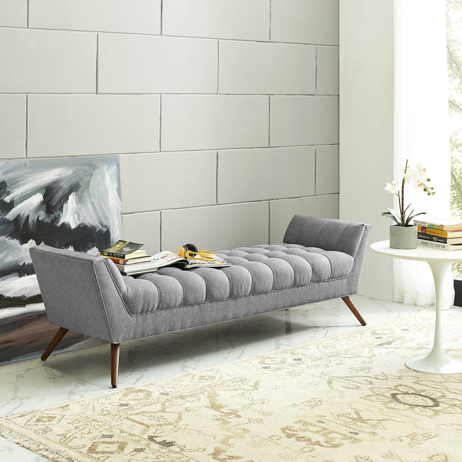 Features: -Response collection. Bench Type: -Bedroom bench ...
