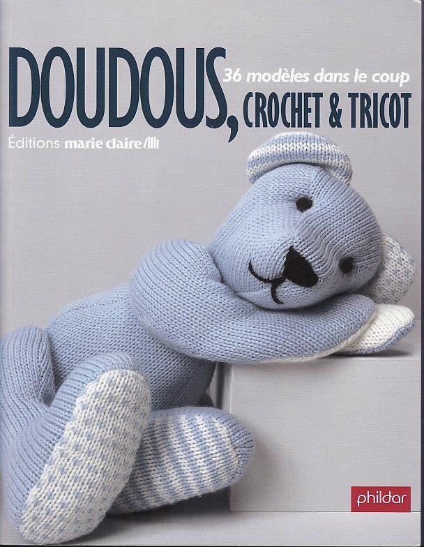 DOUDOU CROCHET ET TRICOT   Tricot doudou, Tricot, Doudou