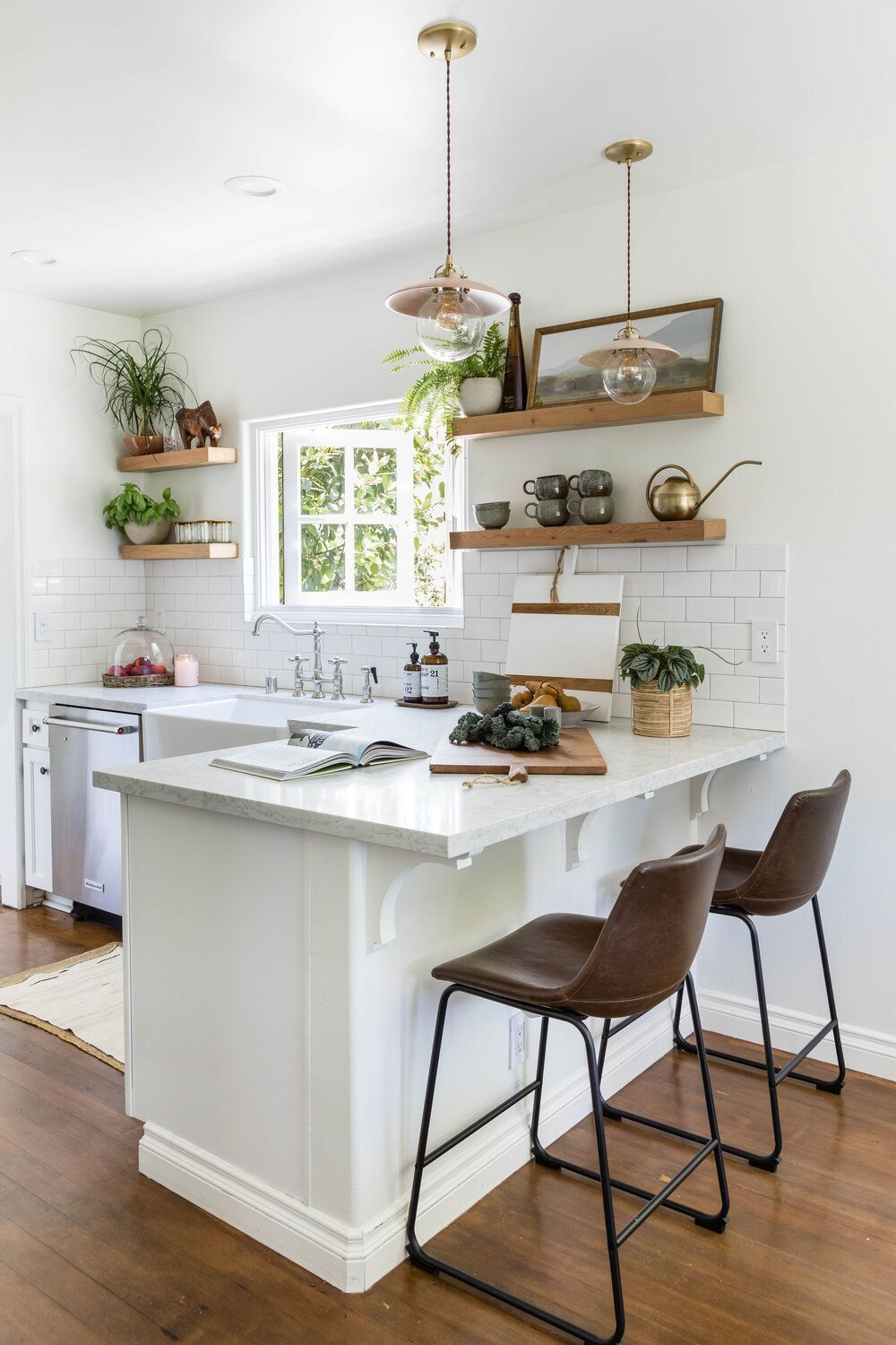 These 23 Bar Ideas Make The Perfect Addition To Any Kitchen In 2021 Kitchen Renovation Kitchen Bar Design Magnolia Home Decor