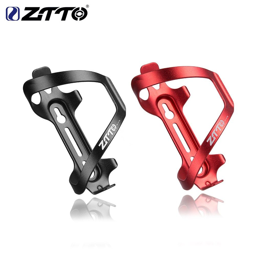 Ztto Mtb Ultralight Aluminum Alloy Bicycle Water Bottle Cage For