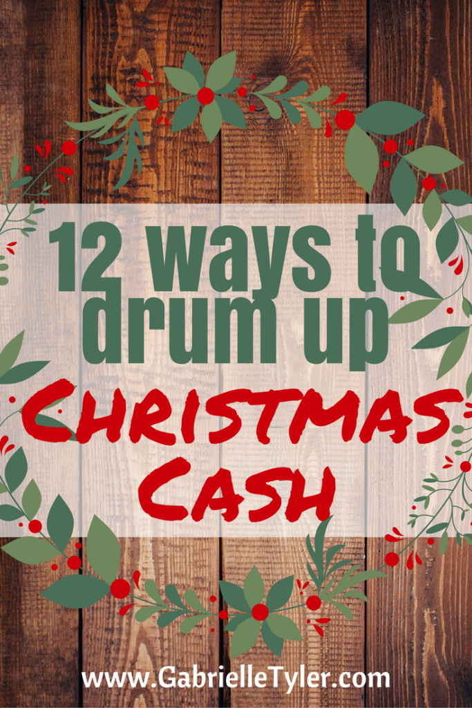 how to save money at christmas time