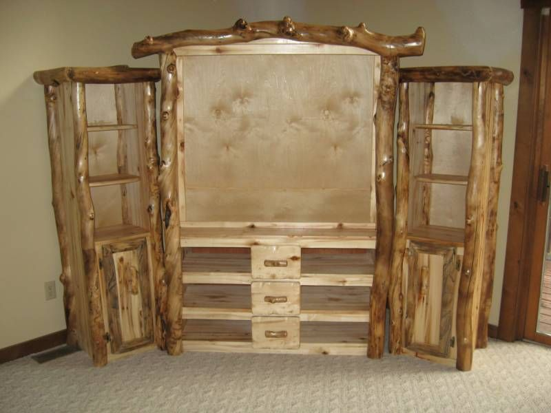best  about Log furniture on Pinterest  Furniture