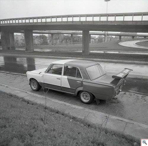 Polski Fiat 125p 1 8 16v Oldtimer