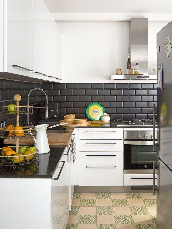 Guia Imprescindible Para Reformar La Cocina Cocinas Azulejos
