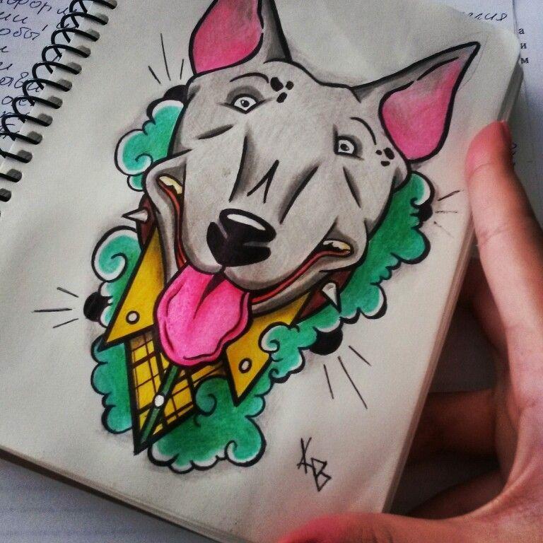 Собака лучший друг человека | Эскиз и Собаки