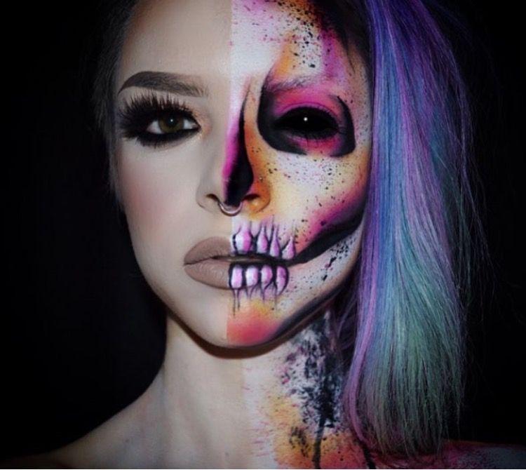 Pin de Katerinn Iero en Maquillaje Artístico Pinterest