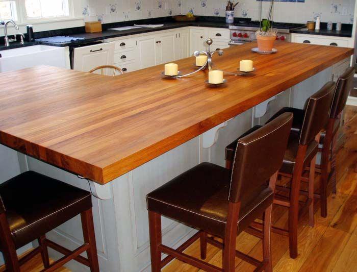 Granite Alternative Countertops | Woodu2026A Great Alternative To Granite! |  Brooks Custom